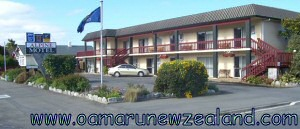 Alpine Motel Oamaru