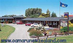 Colonial Lodge Motel Oamaru