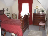 Eden Lodge Oamaru pink room