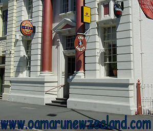 Fat Sally's Pub and Restaurant Oamaru
