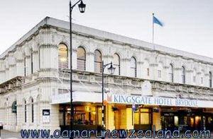 Kingsgate Hotel Brydone Oamaru