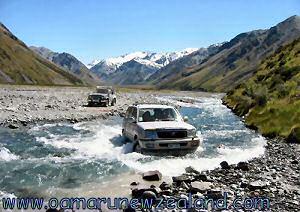 New Zealand Self Drive