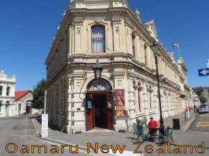 Oamaru New Zealand