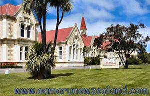 Waitaki Boys High School